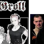 "Mitglieder von ""Donars Groll"" um das Jahr 2008: Marco Töppel, Morris Rätze, Teresa Rätze, Sebastian Schurig, Daniel Israel, Mirko Szydlowski"